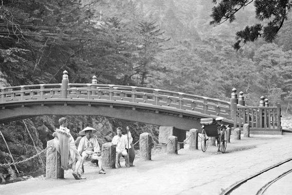 Những bức ảnh hiếm hoi về cuộc sống người Nhật cách đây 100 năm