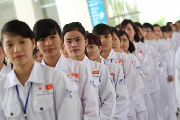 Nhiều cơ hội cho lao động VN làm việc ở Nhật Bản