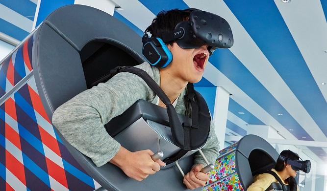 6 nơi bạn có thể chơi thử Trò chơi VR (thực tế ảo) tại Tokyo