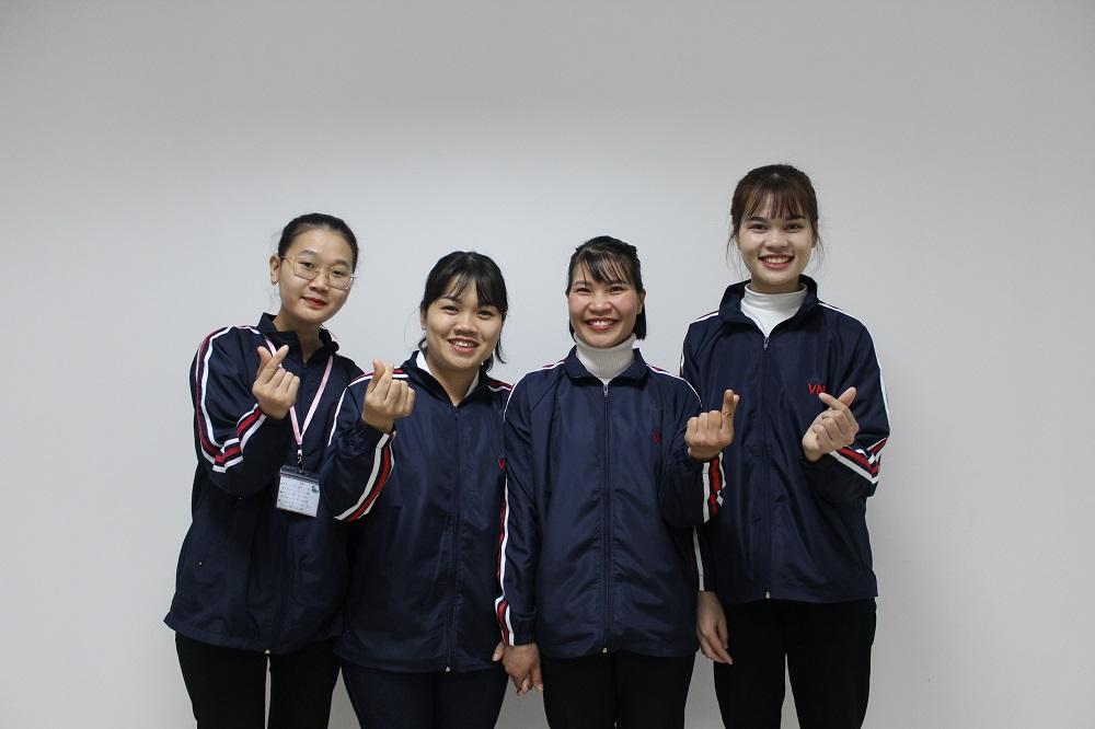 Chúc mừng 3 bạn trúng tuyển đơn Điều dưỡng tỉnh Ishikawa