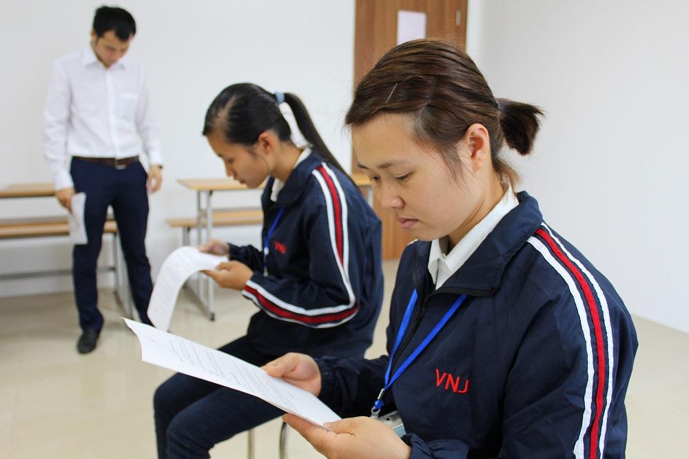 Chúc mừng 2 bạn trúng tuyển đơn hàng Điều dưỡng tỉnh Aichi tháng 01/2020