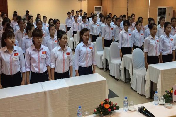 Xuất khẩu lao động Việt Nam sang Nhật Bản: Đổi chất nguồn nhân lực