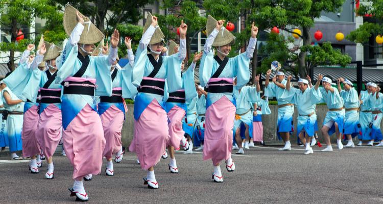 Lễ hội Obon - Lễ vu lan của Nhật Bản