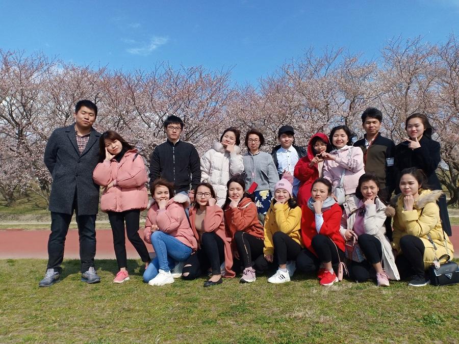 Thực tập sinh Điều dưỡng VNJ tại Hokkaido