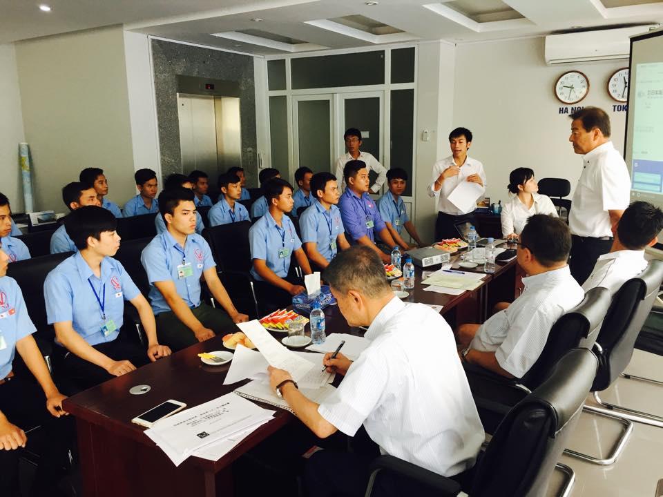 Truyền hình Thanh Hóa đưa tin về hoạt động của Công ty CP VNJ
